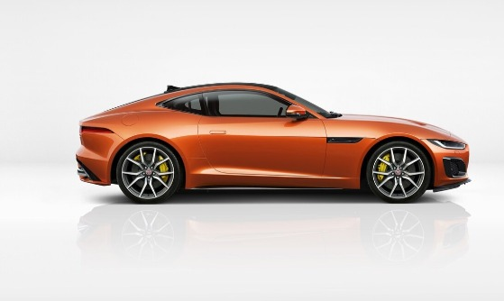 Je configure ma Jaguar F-TYPE